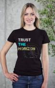 Camiseta - Baby Look - Trust the Horizon (Revo Air)