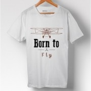 Camiseta - Born to Fly (Revo Air)