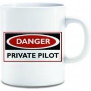Caneca Danger - PrivatePilot