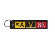 Chaveiro AV8R