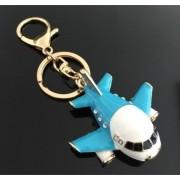 Chaveiro - Avião Vintage