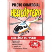 Coletânea de Provas: Piloto Comercial - Helicóptero