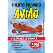 Coletânea de Provas: Piloto Privado - Avião