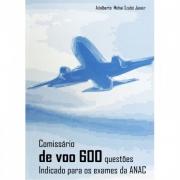 Comissário de Voo - 600 Questões