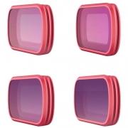 Conjunto de 4 filtros para Câmara de Osmo Pocket P-18C-014