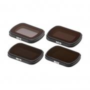 Conjunto de 4 filtros para Câmera de Osmo Pocket ND OT-118
