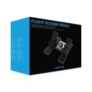 Flight Rudder Pedals - Saitek Longitech