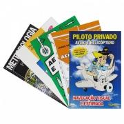 Kit Piloto Privado - Avião e Helicóptero