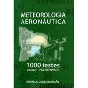 Meteorologia Aeronáutica 1000 Testes