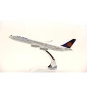 Miniatura Airbus A340 - Lufthansa