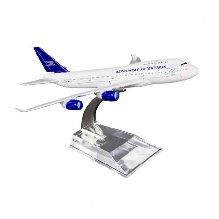 Miniatura Boeing 747 - Aerolineas Argentinas