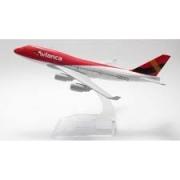 Miniatura Boeing 747 - Avianca