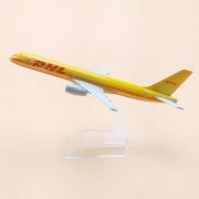 Miniatura Boeing B757 - DHL