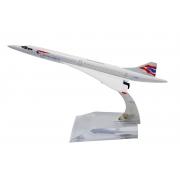 Miniatura Concorde - British Airways