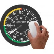 Mouse Pad - Airspeed