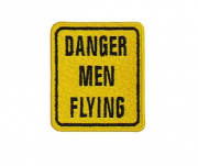 Patch - Danger Men Flying
