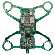 Placa Hubsan 2.4G & 5.8G 2in1 PCBA H111D-04