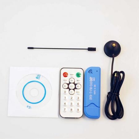 Receptor USB R820T2 - SDR/ADS-B/FM