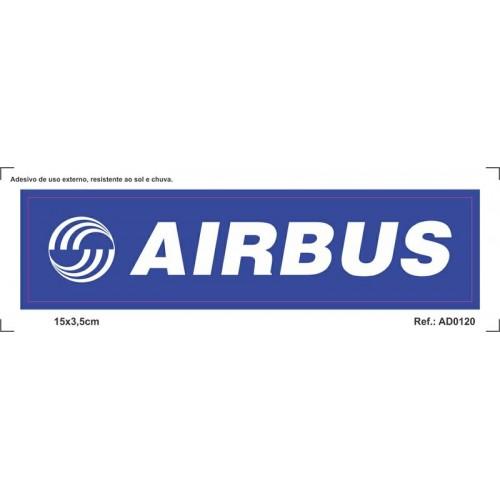 Adesivo - Airbus