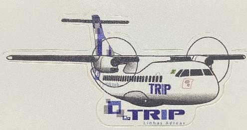 Adesivo ATR Trip