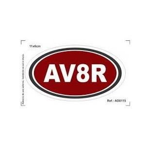 Adesivo AV8R