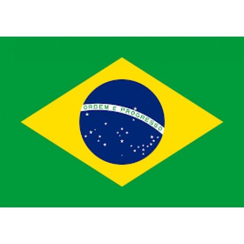 Adesivo - Bandeira do Brasil