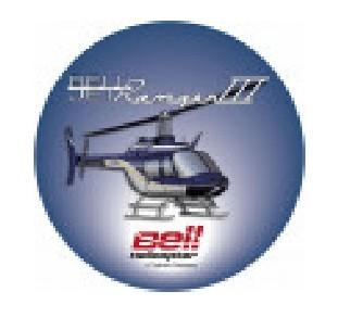 Adesivo Bell Ranger III
