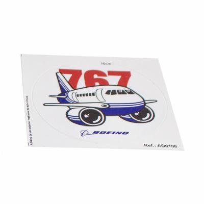 Adesivo Boeing 767