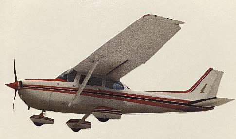Adesivo Cessna 172