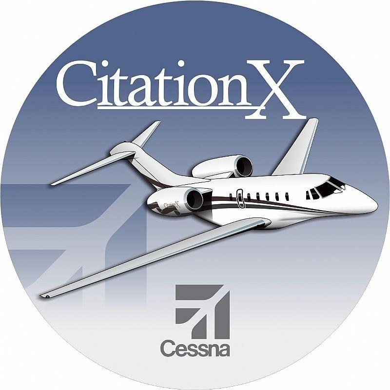 Adesivo Citation X