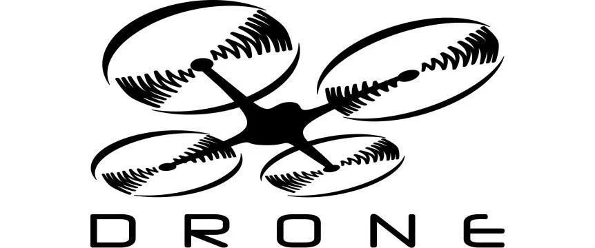 Adesivo Drone