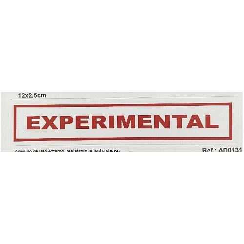 Adesivo Experimental