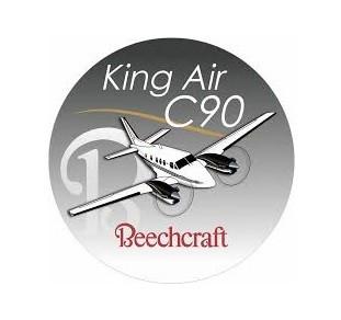 Adesivo King Air