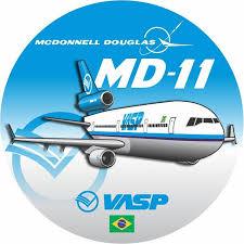 Adesivo MD11 VASP