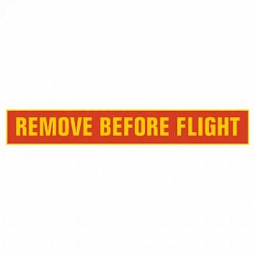 Adesivo - Remove Before Flight