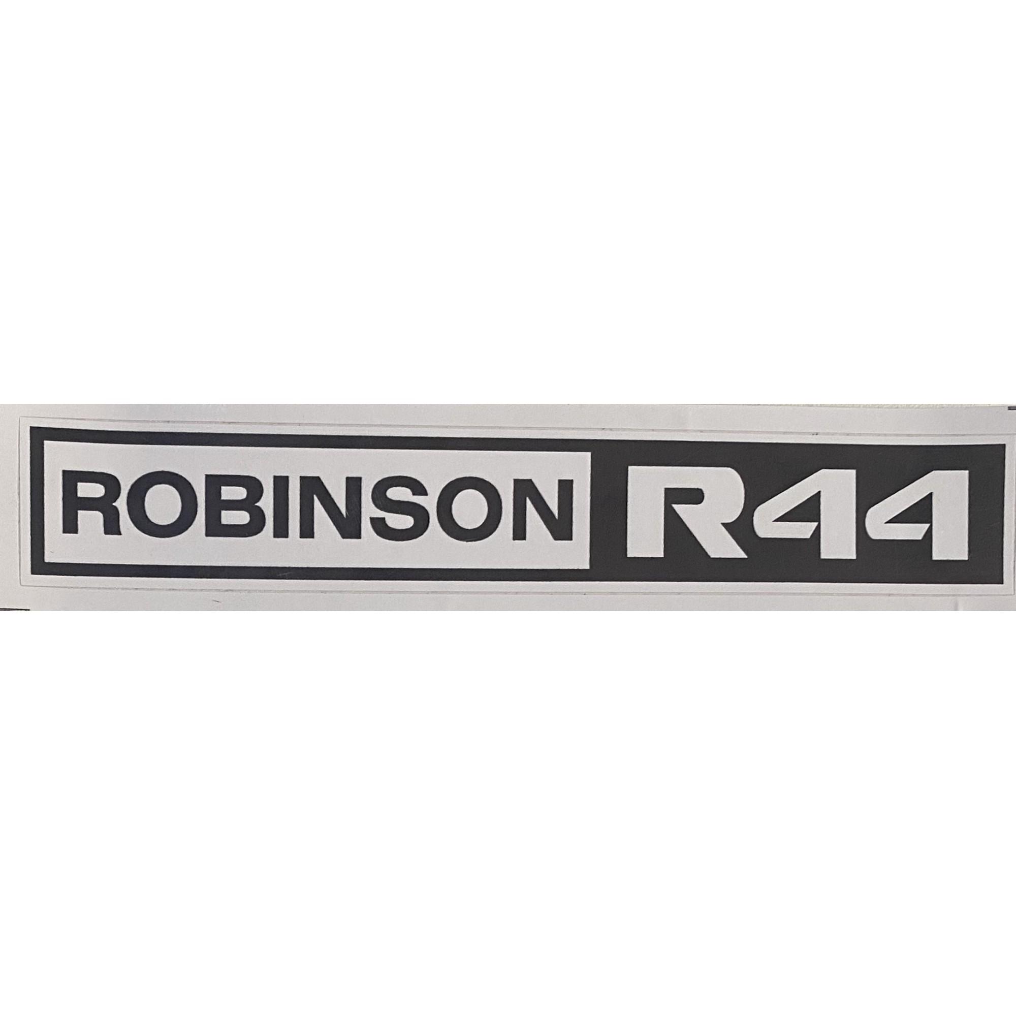 Adesivo Robinson R44