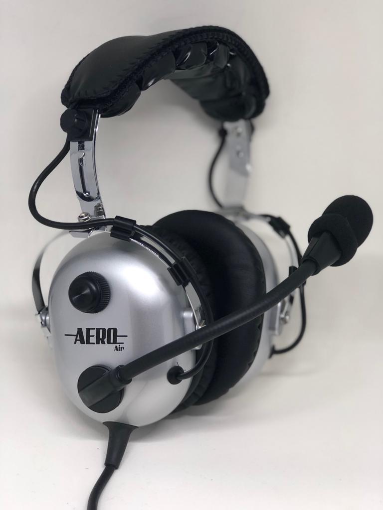 AeroAir-A1 Pilot Headset