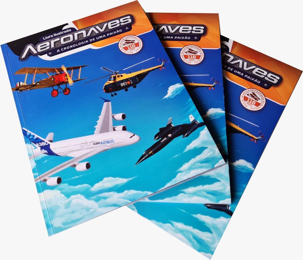 Álbum - Aeronaves (A cronologia de uma paixão)