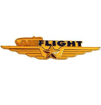Brevê - Air Flight