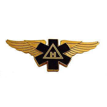 Brevê - Comandante Helicóptero Socorrista