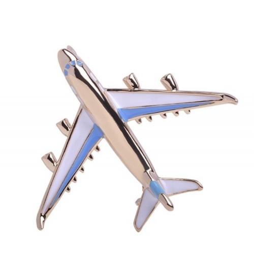 Broche - Avião Azul