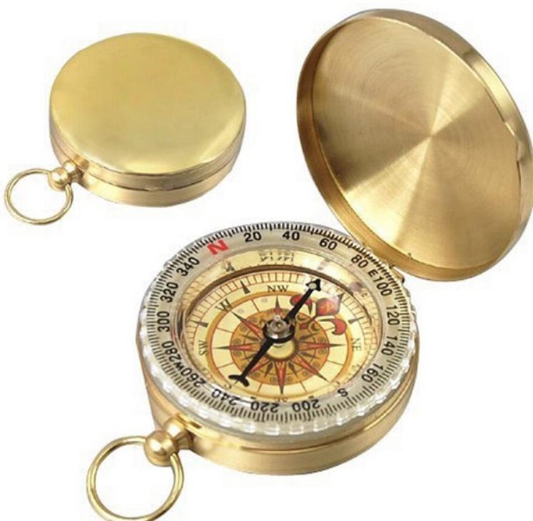 Bússola de Bolso Ouro - AeroAir