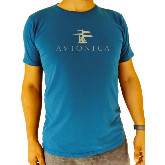 Camiseta Aviônica