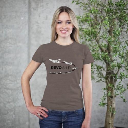 Camiseta - Baby Look - Career Path (Revo Air)