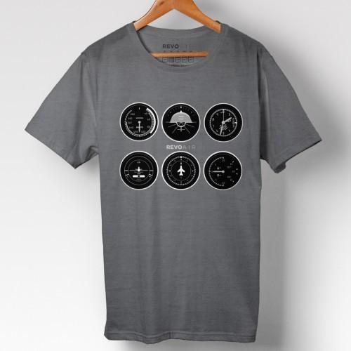 Camiseta - Instrumentos (Revo Air)