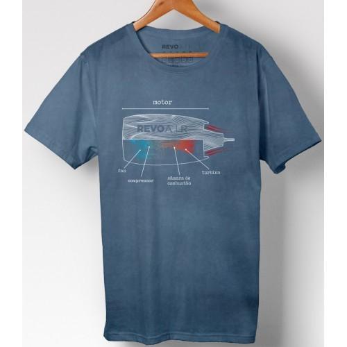 Camiseta - Turbo Fan (Revo Air)