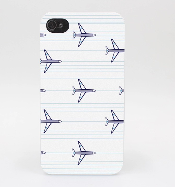 Capa para Celular -  Line Plane