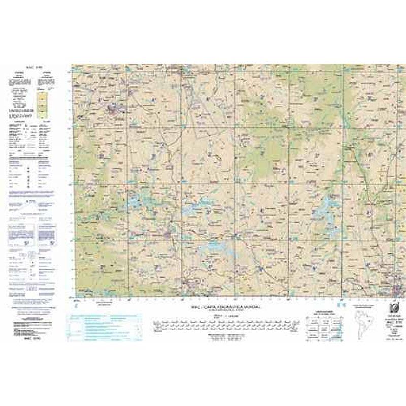 Carta dos Corredores (REA - TMA) - Curitiba - Avião