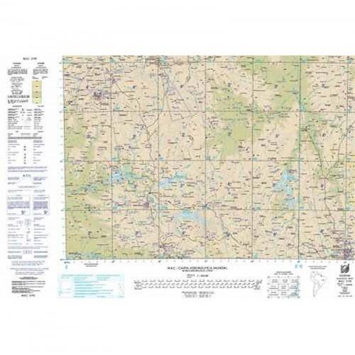 Carta dos Corredores (REA - TMA) - Salvador - Avião