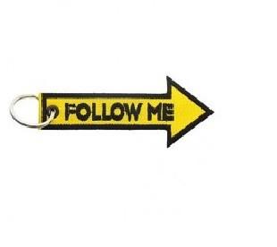 Chaveiro - Follow Me